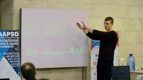 Uczeń teraźniejszość rozwiązanie, dane nauka Hackathon, Kijów, Ukraina, zbiory wideo
