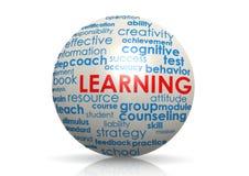 Uczenie sfera Obraz Stock