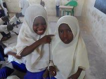 Uczennicy Tanzania Zdjęcie Stock