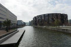 Ucznia dom i uniwersytet copenahagen Obraz Stock