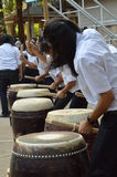 Ucznia drump Zdjęcia Royalty Free