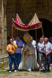 Uczta Corpus Christi Fotografia Royalty Free