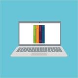 Uczyć się graficznego projekt, wektorowa ilustracja Zdjęcia Royalty Free