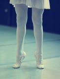 Uczyć się tanczyć 1 Obraz Stock