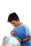uczy się dzieci Fotografia Stock