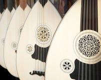 Ud, un instrumento turco fotografía de archivo