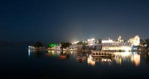 udaipur ночи Стоковые Изображения