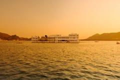 παλάτι της Ινδίας udaipur Στοκ Φωτογραφίες