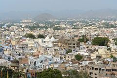 Udaipur Royalty Free Stock Photography