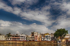 Udaipur city in India Stock Photo