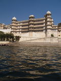 Udaipur City Palace. In Rajasthan, India Royalty Free Stock Photography