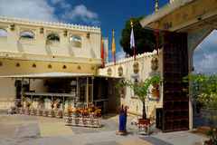 Udaipur City Palace Royalty Free Stock Image