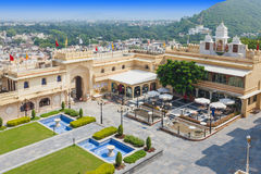 Udaipur City Palace Stock Photography
