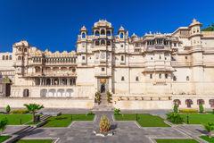 Udaipur City Palace Stock Photos