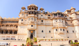 Udaipur City Palace in Rajasthan State Royalty Free Stock Images