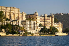 Udaipur City Palace Royalty Free Stock Images