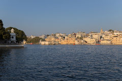 Udaipur City in Rajasthan state of India Royalty Free Stock Images