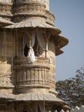 udaipur för pichola för slott för jaglakemandir Royaltyfria Foton