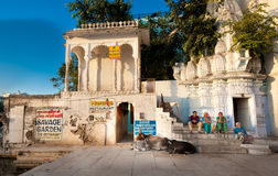 Udaipur - India Stock Image
