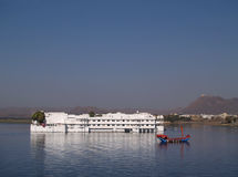 Udaipur lake palace Royalty Free Stock Photo