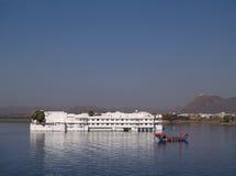 Udaipur lake palace Royalty Free Stock Photo