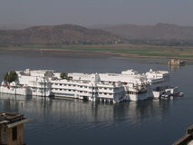 Udaipur lake palace Royalty Free Stock Photos