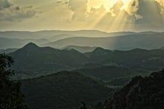 Udaipur landscape Royalty Free Stock Images