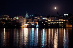 Udaipur in the Moon Stock Photos