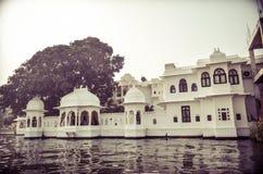 Udaipur pałac Zdjęcia Stock