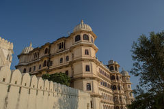 Udaipur palace Royalty Free Stock Image