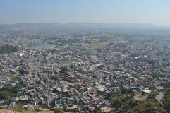 Udaipur-Stadt Lizenzfreies Stockfoto