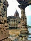 Udaipur-Tempel religiös stockbild