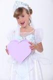 Udawać być princess Obraz Royalty Free
