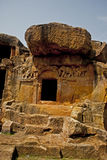 Udayagiri caves Royalty Free Stock Photography