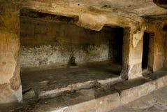 Udayagiri caves Royalty Free Stock Image