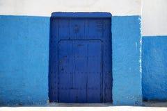 Udayas的Kasbah在拉巴特,摩洛哥 库存图片