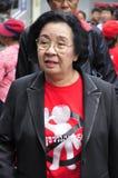 UDD Chairwoman Tida Tawornseth Royalty Free Stock Image