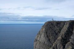 udd norr norway arkivfoton