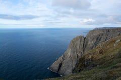 udd norr norway Arkivfoto