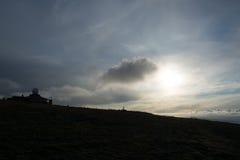 udd norr norway Royaltyfri Fotografi