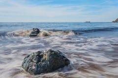 UddeBreton Oceanview fotografering för bildbyråer