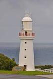 UddeOtway fyr, Victoria, Australien Arkivfoto
