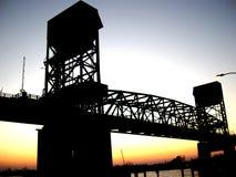 Uddeskräckbro arkivfoton