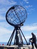 uddjordklot norr norway Royaltyfri Fotografi