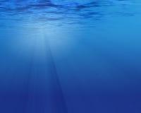 Uderwater Szene Vektor Abbildung