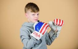 uderzać pięścią nokaut Sprawności fizycznej dieta energetyczni zdrowie Sporta sukces Sportswear moda USA dzień niepodległości szc obraz royalty free