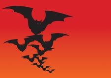 uderza Halloween Obrazy Stock