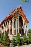 Uderzenia Krachao świątynia Obrazy Royalty Free