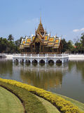 Uderzenia Pa-in blisko Bangkok - Tajlandia Zdjęcia Stock