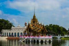 uderzenia pa pałac królewski Zdjęcie Royalty Free